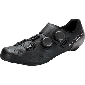 Shimano SH-RC9 S-Phyre Scarpe Da Ciclismo Uomo, black